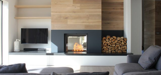 Modern Fireplaces youll Want to Light all Year Round Southwest